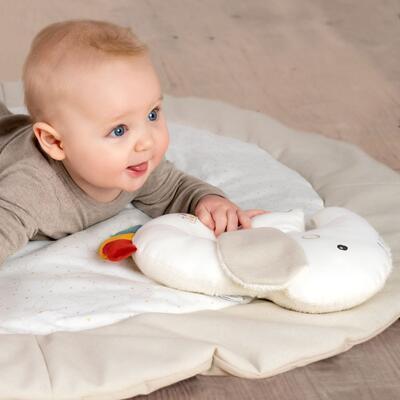 FehnNature BABY FEHN Podložka na hraní s polštářkem Slon 2021 - 7