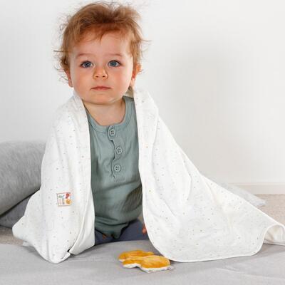 FehnNature BABY FEHN Deka s chrastícím horšíkem 2021 - 7