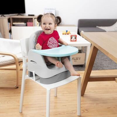 Přenosná jídelní židlička BADABULLE Trendy Meal 2021 - 7