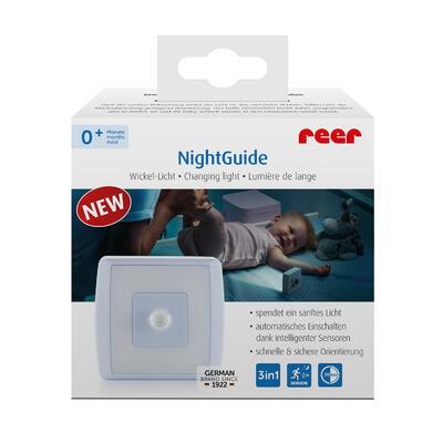 LED noční světlo se senzorem REER NightGuide 2021 - 7