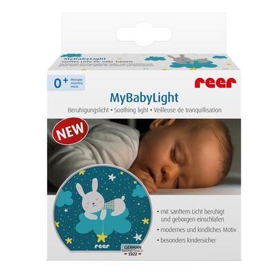 Světlo na usínání REER MyBabyLight 2021 - 7