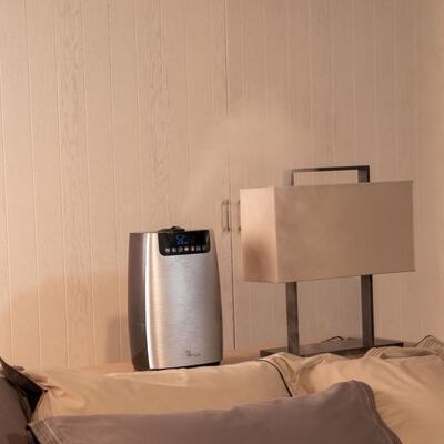 Digitální zvlhčovač a čistička vzduchu BO JUNGLE B-Sensy Humi-Purifier 2021 - 7