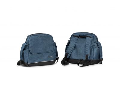 Kočárek NOORDI Fjordi III 2v1 2021, jeans blue - 7