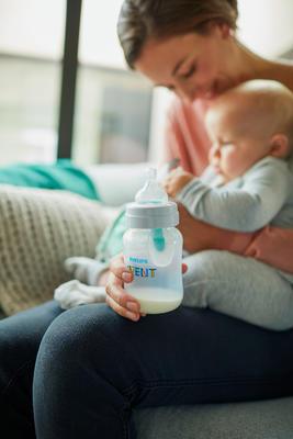 Láhev AVENT Anti-colic 125 ml s ventilem AirFree 2020 - 7