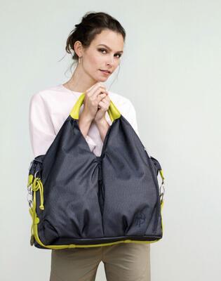 Taška na kočárek LÄSSIG Green Label Neckline Bag 2020 - 7
