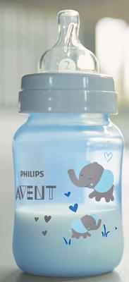 Láhev AVENT Anti-colic 260 ml (1 ks) 2020 - 7