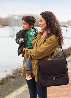 Taška na rukojeť NUNA Diaper Bag 2021 - 7