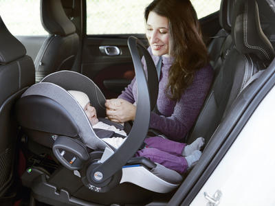 Autosedačka BESAFE iZi Go Modular i-Size X1 2021 - 7