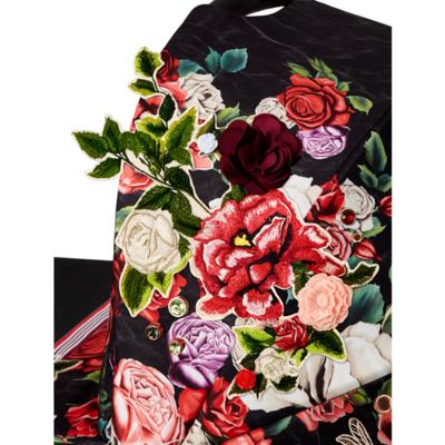 Kočárek CYBEX Priam Lux Seat Fashion Spring Blossom 2021 včetně korby - 7