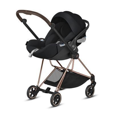 Kočárek CYBEX Set Mios Chrome Black Seat Pack 2021 včetně Cloud Z i-Size - 7