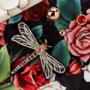 Hluboká korba CYBEX Priam Lux Carry Cot Fashion Spring Blossom 2021 - 7/7