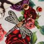 Kočárek CYBEX Mios Seat Pack Fashion Spring Blossom 2021 včetně korby - 7/7