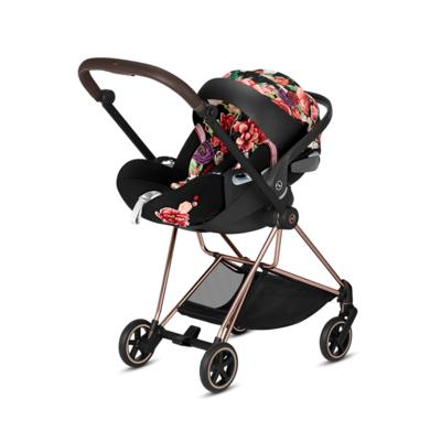 Kočárek CYBEX Set Mios Seat Pack Fashion Spring Blossom 2021 včetně autosedačky - 7