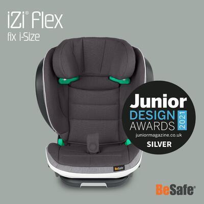 Autosedačka BESAFE iZi Flex FIX i-Size 3D Mesh 2021, peak - 7