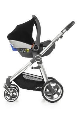 Autosedačka BABYSTYLE Capsule Infant i-Size 2021, truffle - 7