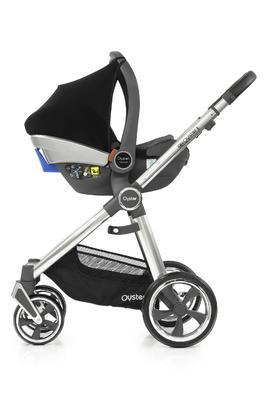 Autosedačka BABYSTYLE Capsule Infant i-Size 2021, peacock - 7