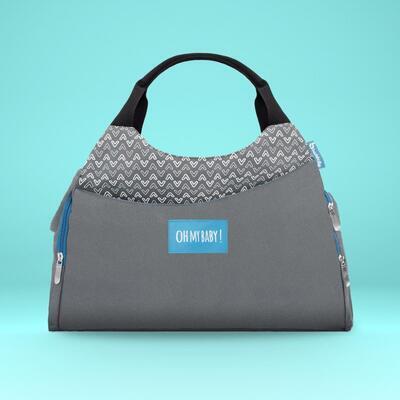 Přebalovací taška BADABULLE Multipocket 2021 - 7