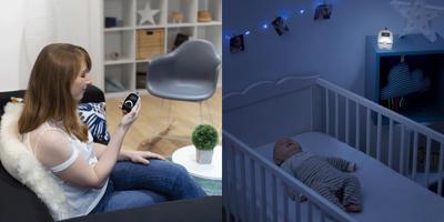 Baby monitor BABYMOOV Premium Care Digital Green 2021 - 7