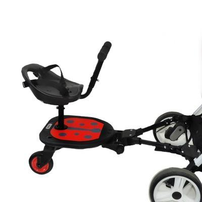 EICHHORN Lady Bug Rider se sedátkem a řidítky 2021 - 7