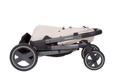 Kočárek X-LANDER Set 3v1 X-Car X-Cite 2021 - 7