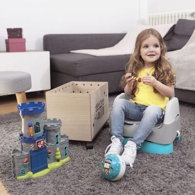 Přenosná jídelní židlička BADABULLE Home & Go 2021 - 7