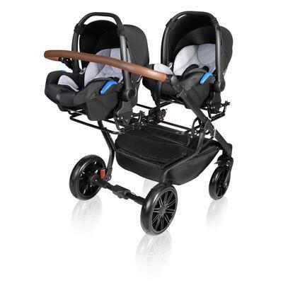 Kočárek DORJAN Twin Quick VIVO 2021 - 7