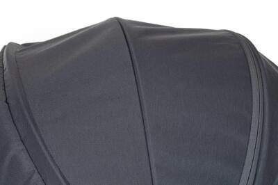 Kočárek BABY DESIGN Wave 2021, 117 graphite - 7
