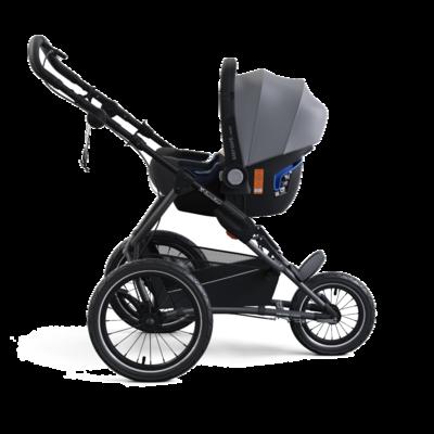 Kočárek X-LANDER Set 3v1 X-Car X-Run 2021 - 7