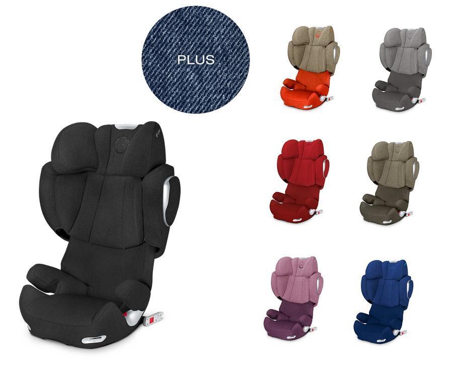 autoseda ka cybex solution q2 fix plus platinum line 2016. Black Bedroom Furniture Sets. Home Design Ideas