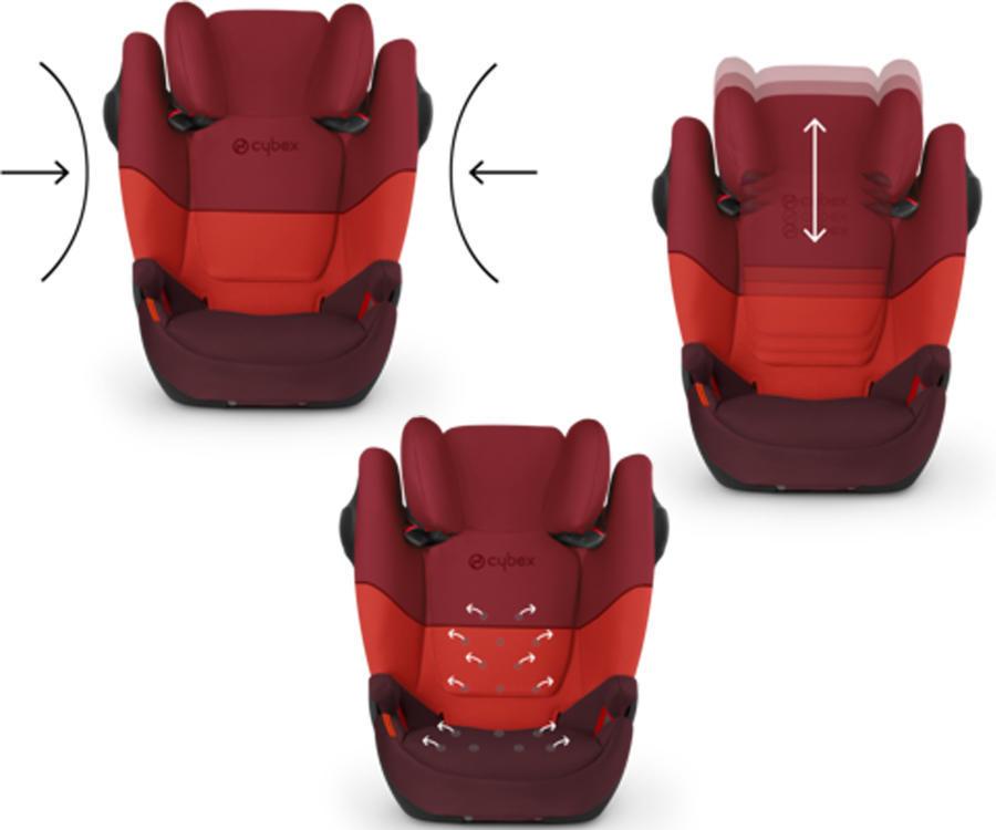 autoseda ka cybex solution m fix sl silver line. Black Bedroom Furniture Sets. Home Design Ideas