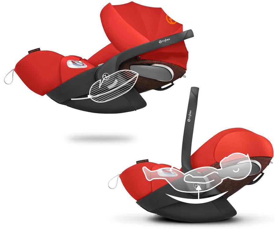 autoseda ka cybex cloud z i size platinum line. Black Bedroom Furniture Sets. Home Design Ideas